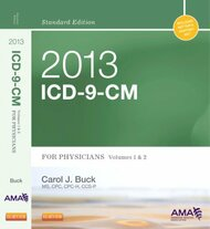 Saunders Icd-9-Cm Volumes 1 and 2