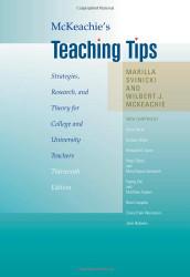 Mckeachie's Teaching Tips