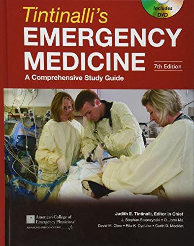 Emergency Medicine A Comprehensive Study Guide