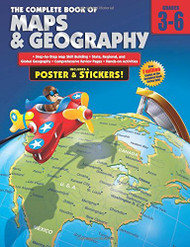 Complete Book of Maps and Geography