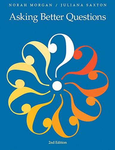 Asking Better Questions