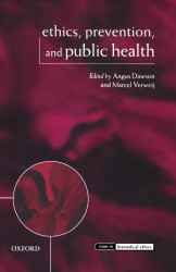 Ethics Prevention and Public Health