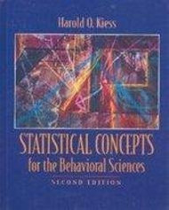 Statistical Concepts for the Behavioral Sciences