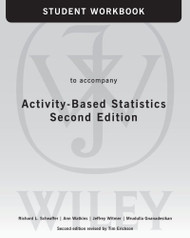Activity-Based Statistics Student Guide