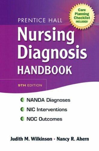 Pearson Nursing Diagnosis Handbook