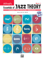 Alfred's Essentials of Jazz Theory Book 1
