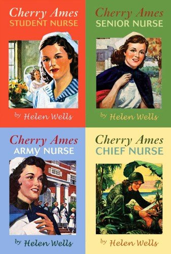 Cherry Ames Boxed Set