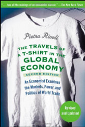 Travels Of A T-Shirt In Global Economy