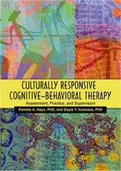 Culturally Responsive Cognitive Behavior Therapy