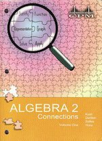 Algebra 2 Connections Volume 1