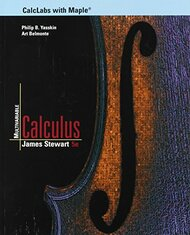 Calclabs for Maple for Stewart's Multivariable Calculus