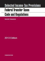 Federal Transfer Taxes Code and Regulations