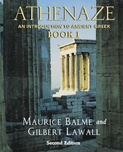 Athenaze An Introduction to Ancient Greek Book I