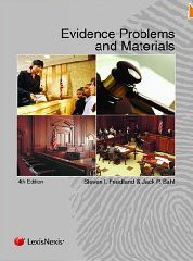 Evidence Problems and Materials