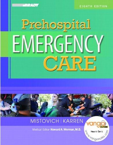 Prehospital Emergency Care