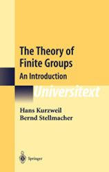 Theory of Finite Groups