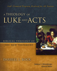 Theology Of Luke And Acts