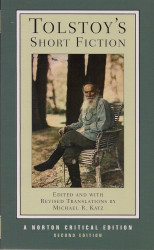 Tolstoy's Short Fiction