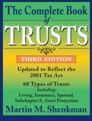 Complete Book of Trusts