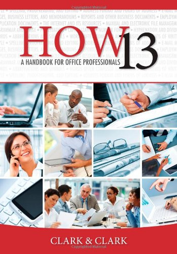 How: A Handbook for Office Professionals