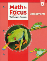 Math In Focus Grade 2 Assessments