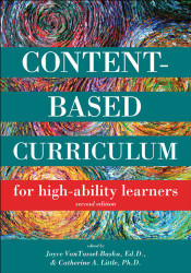 Content Based Curriculum for High-Ability Learners