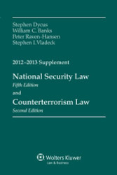 National Security Law and Counterterrorism Law - Supplement