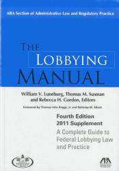 Lobbying Manual