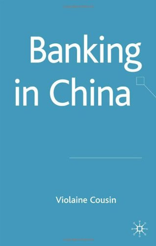 Banking In China