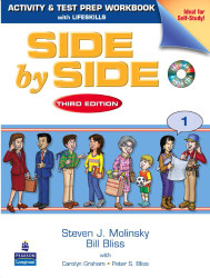 Side By Side 1 Activity And Test Prep Workbook