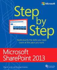 Microsoft Sharepoint 2013 Step By Step