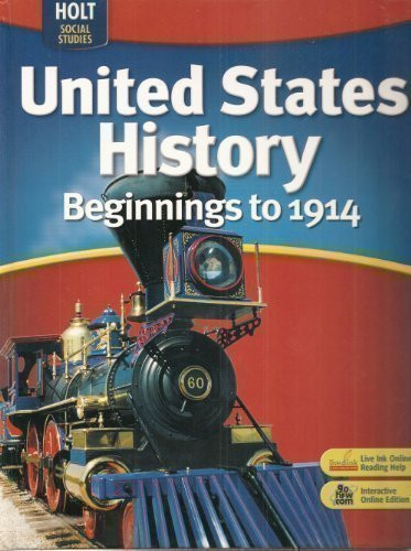 United States History: Beginnings to 1914