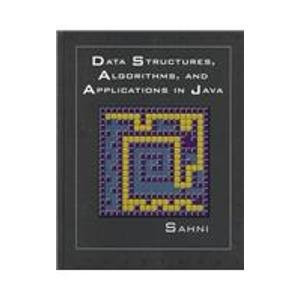 Data Structures Algorithms and Applications In Java