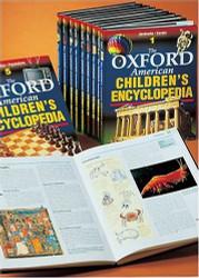 Oxford American Children's Encyclopedia 9 Vol Set