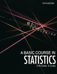 Basic Course In Statistics