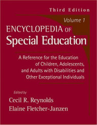 Encyclopedia of Special Education Volume 1