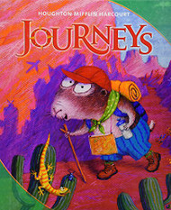Journeys Volume 4 Grade 1