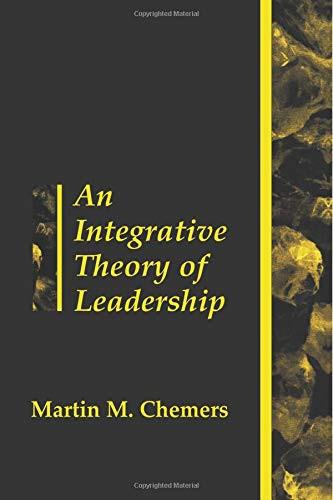Integrative Theory of Leadership