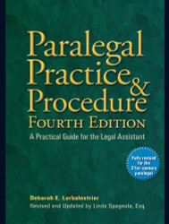 Paralegal Practice And Procedure