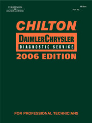 Chilton 2005 Chrysler Diagnostic Service Manual