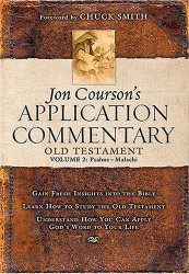 Jon Courson's Application Commentary Volume 2