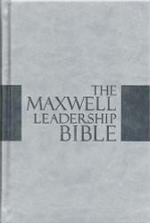 Maxwell Leadership Bible Nkjv