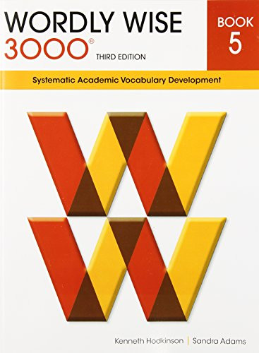 Wordly Wise 3000 Book 5