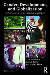 Gender Development and Globalization Economics As If All People Mattered