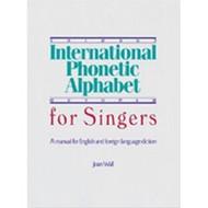 International Phonetic Alphabet for Singers