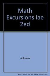 Mathematical Excursions - Instructor's