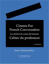 Cinema for French Conversation - Instructor's