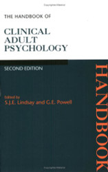 Handbook of Clinical Adult Psychology