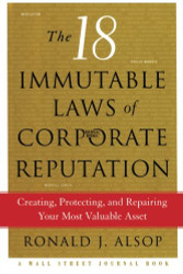 18 Immutable Laws of Corporate Reputation
