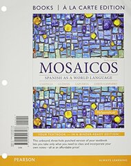 Mosaicos Spanish As A World Language